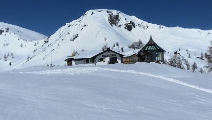Arche hinter Gamskogelhütte