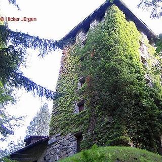 Bürs, Burg Rosenegg 1