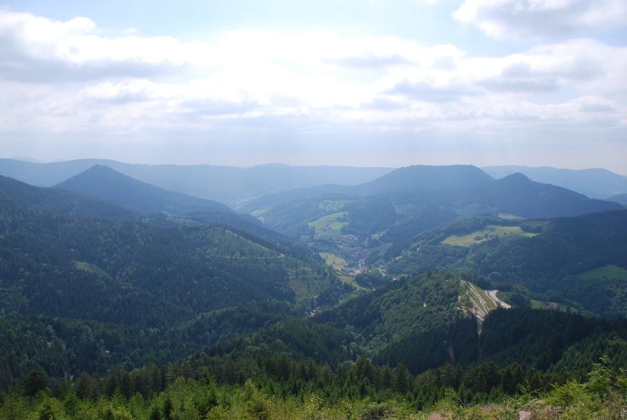 """""""Mit dem Holzmichel auf Du und Du"""" - 2. Etappe Kniebis => Bad Rippoldsau"""