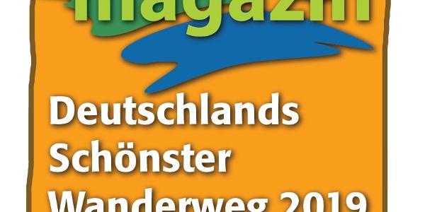 Der Medebacher Bergweg ist nominiert zu Deutschlands Schönster Wanderweg 2019