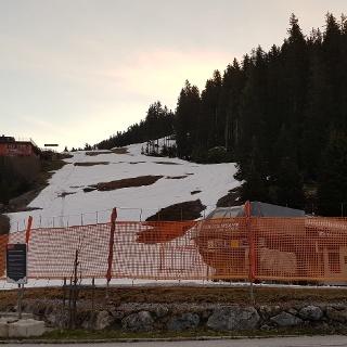 Start an der Talstation der Holzalmbahn