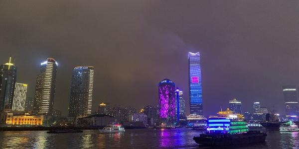 Pudong mit White Magnolia Plaza