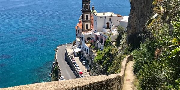 The Belltower of Church of Maria Maddalena, Castiglione