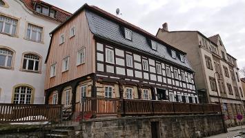 Foto Umgebindehaus in Sebnitz