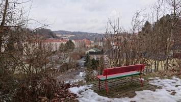 Foto Kleine Aussicht über Sebnitz