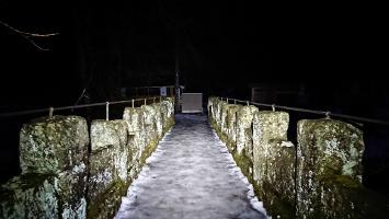 Foto Brücke über Kirnitzsch