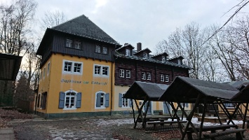 Foto Bergwirtschaft auf dem Kuhstall