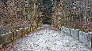 Foto Brücke über Polenz
