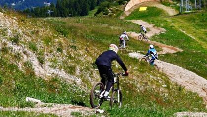 Brenta Bike Park in Pinzolo