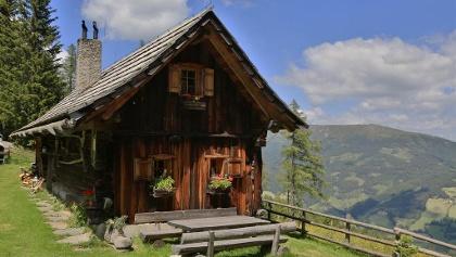 Hütte Südseite