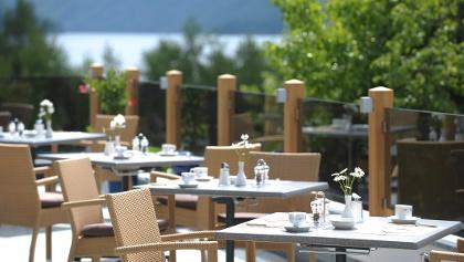 Hotel Regitnig Seeblick-Terrasse