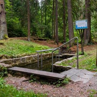 Kneipp-Anlage Carl-Friedrich-Quelle