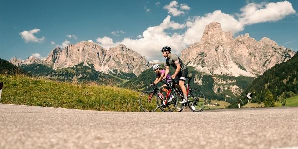 Dolomites Bike Day Tour