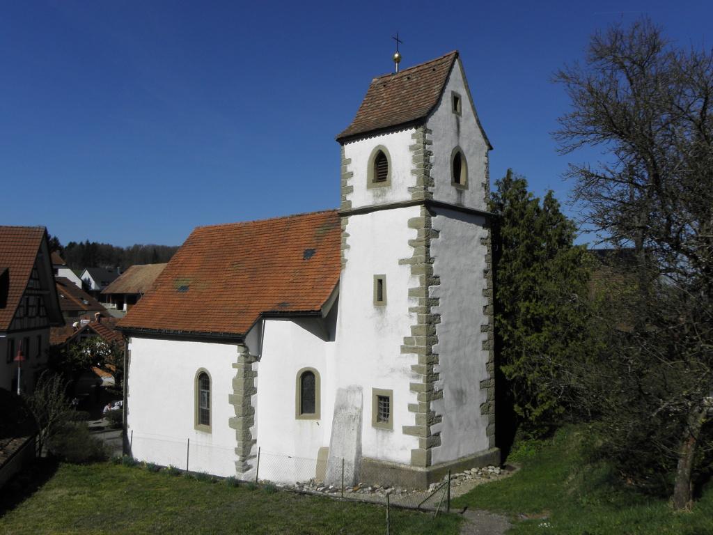 Kirche St. Martin in Bechtersbohl