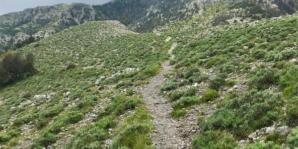 Capo Muro Peak
