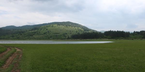 Der Petelinsko See