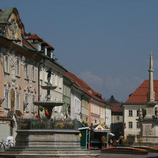 St. Veit, Hauptplatz