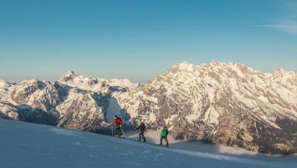 Wochenend Skitourenkurs für Einsteiger in Berchtesgaden
