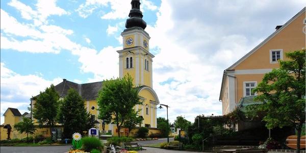 Dorfzentrum Wenigzell
