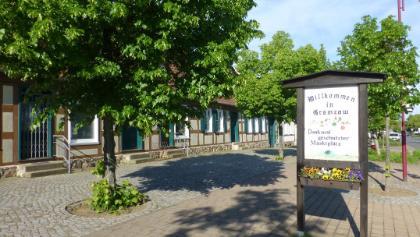 Gramzow, Markt
