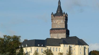 Ansicht Schwanenburg