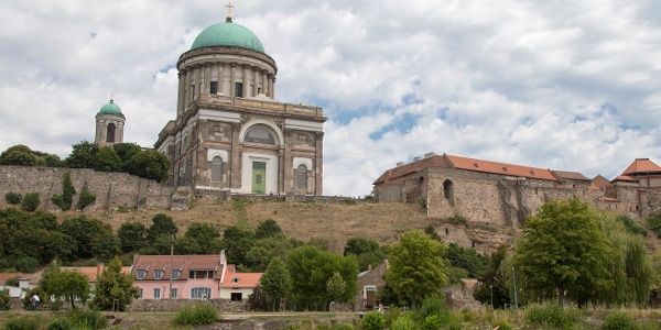 The Primatial Basilica of the Blessed Virgin Mary Assumed Into Heaven and St Adalbert, or simply the Esztergom Basilica