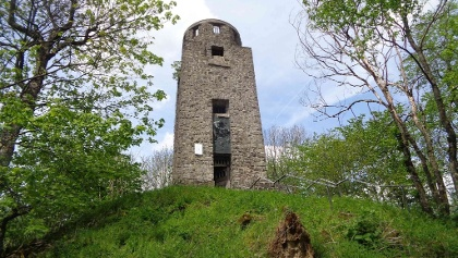 Kaiser-Wilhelm-Turm auf der Hohen Acht (Mai 2019)