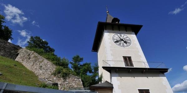 Uhrturm am Schlossberg