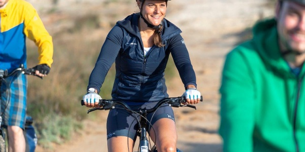 Radtour auf Goza