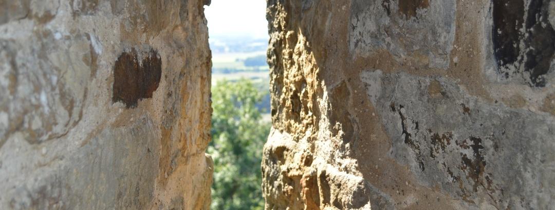 Burg Ravensberg - Blick aus dem Turm