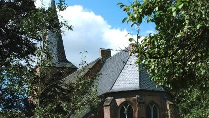 Außenansicht Minoritenkirche