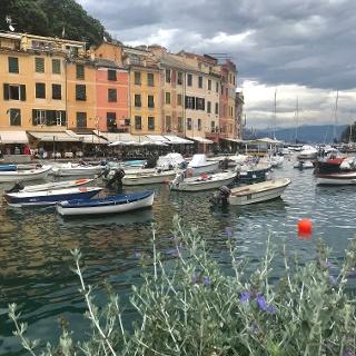Portofino Harbour (Finish)
