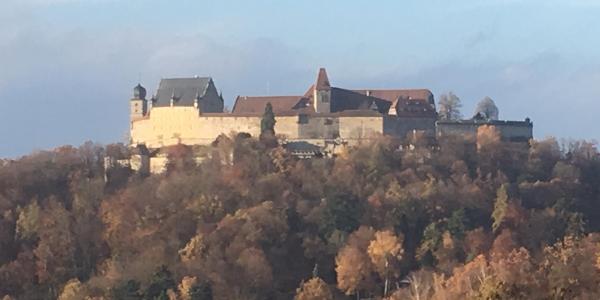 Veste Coburg vom Herzogsweg