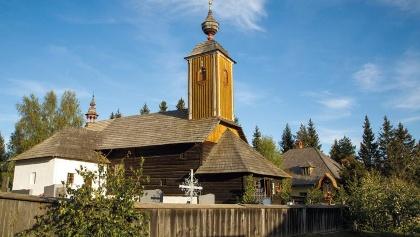 Wallfahrtskirche Dreifaltigkeit am Gray