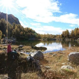 Triglav lake