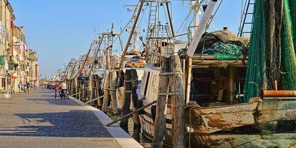 Chioggia Harbour