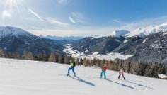 Ski Tour: Uwaldalm in S. Maddalena/Gsieser Tal Valley