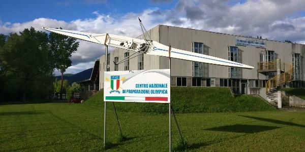 Piediluco - Olypia-Trainingszentrum der Ruderer