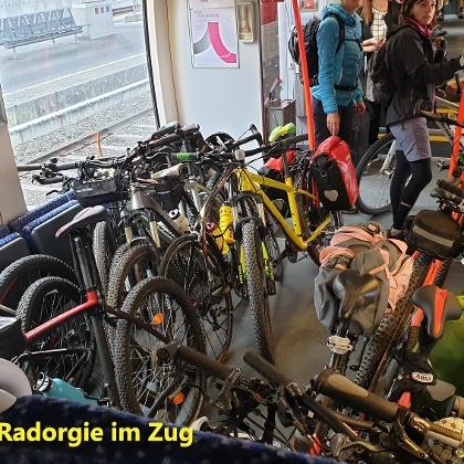 Alle wollen Radfahren