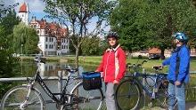 Fahrradtour rund um den Malchiner See