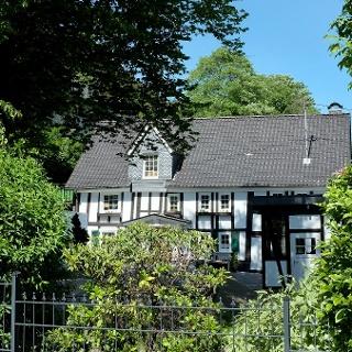 Wasserpads Haus in Weidenau