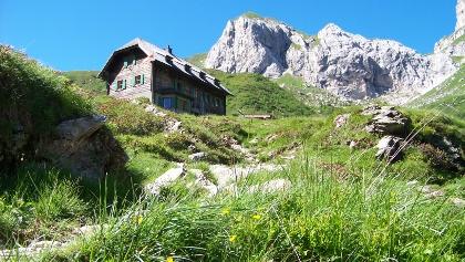 Hochweisssteinhaus Monte Peralba