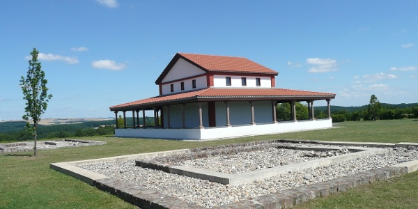 Gallorömische Tempelanlage
