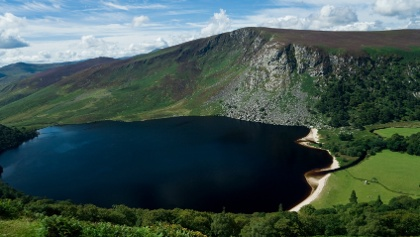 "Lough Tay (""The Guiness Loch"")"