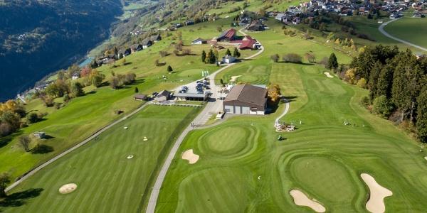 Tschuppina / Golfidylle