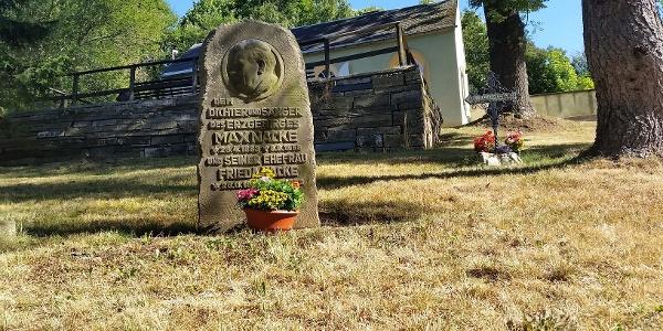 Gedenkstein Max Nacke