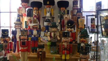 Nussknacker im Museum Neuhausen