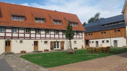 Früchtehof Sohra- Dreiseithof