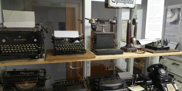 Impressionen aus dem Heimatmuseum Erndtebrück mit über 30 Ausstellungen aus den letzten 100 Jahren.
