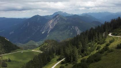 Aussicht vom Gipfel (Hütt'n)